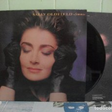 Discos de vinilo: SALLY OLDFIELD FEMME LP SPAIN 1987 PDELUXE. Lote 162192678