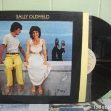 Discos de vinilo: SALLY OLDFIELD EASY LP SPAIN 1979 PDELUXE. Lote 162194754