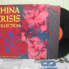 Discos de vinilo: CHINA CRISIS COLLECTION - THE VERY BEST LP SPAIN 1990 PDELUXE. Lote 162207534