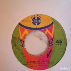 Discos de vinilo: MARIO ALLISON SUAVECITO VA Y VA / YA NO TE ESPERO SALSA BOOGALOO ORIGINAL PERÚ 197? VG/VG+. Lote 162249198