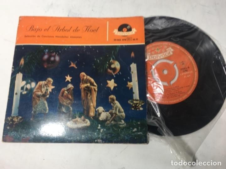 ORIGINAL ANTIGUO EP NAVIDAD VILLANCICOS (Música - Discos de Vinilo - EPs - Música Infantil)