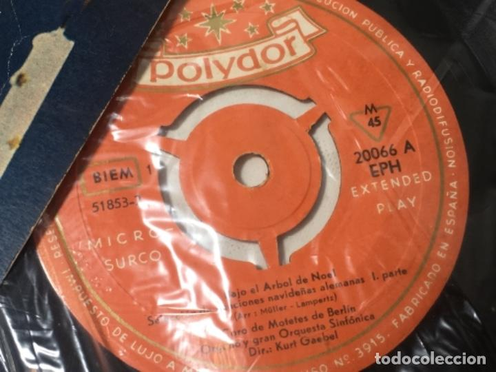 Discos de vinilo: Original Antiguo ep navidad villancicos - Foto 2 - 162260718