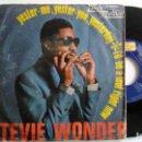 Discos de vinilo: STEVIE WWONDER (YESTER-ME,YESTER-YOU,YESTERDAY+ I´D BE A FOOL RIGHT NOW) SINGLE 1969. Lote 162279930