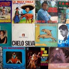 Discos de vinilo: LOTE 6 EPS Y 5 SINGLES. SOLISTAS DE SUDAMÉRICA.. Lote 162282770