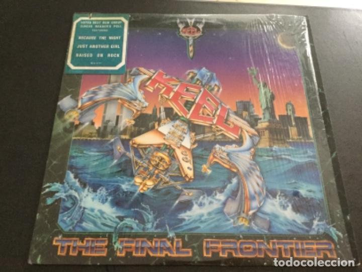 KEEL - THE FINAL FRONTIER (Música - Discos - LP Vinilo - Heavy - Metal)