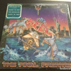 Discos de vinilo: KEEL - THE FINAL FRONTIER . Lote 162287066