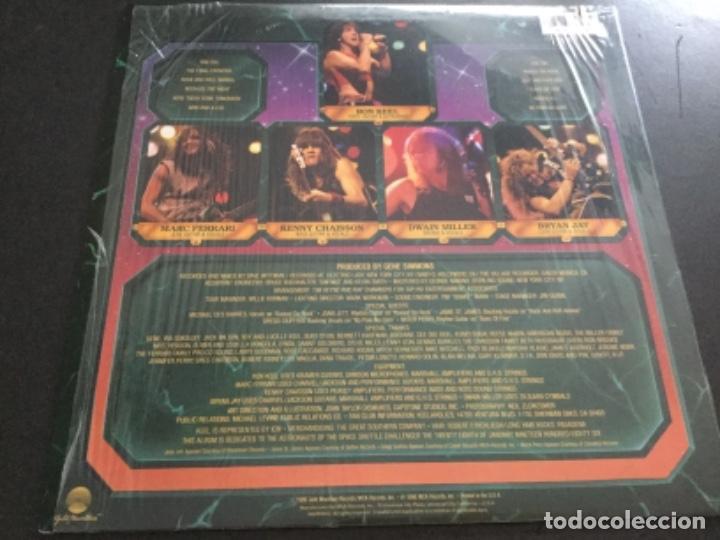Discos de vinilo: Keel - The Final Frontier - Foto 2 - 162287066