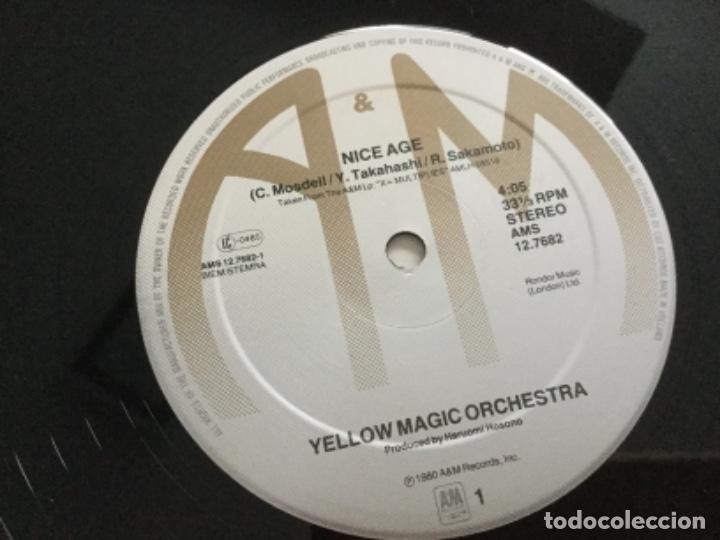 Discos de vinilo: Yellow Magic Orchestra - Nice Age - Foto 5 - 162296170