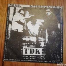Discos de vinilo: VINILO TDK PANADERIA BOLLERIA NUESTRA SEÑORA DEL KARMEN. Lote 162299612