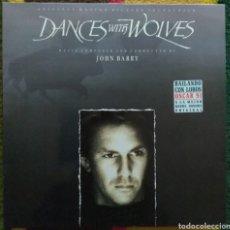 Discos de vinilo: DANCES WITH WOLVES JOHN BARRY. Lote 162299705