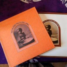 Discos de vinilo: THE CONCERT FOR BANGLA DESH - GEORGE HARRISON, BOB DYLAN... 3 LPS. Lote 175735345