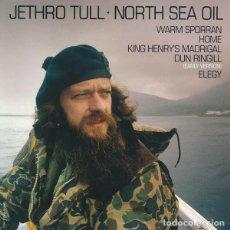Discos de vinilo: EP 10'' JETHRO TULL – NORTH SEA OIL RSD 2019. Lote 162339474