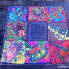 Vinyl-Schallplatten - MAXI SINGLE. THE BIG SOUND AUTHORITY. THIS HOUSE... 1985 - 162341482
