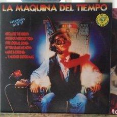 Disques de vinyle: *** LA MAQUINA DEL TIEMPO - DOBLE LP AÑO 1993 - PORTADA DOBLE - LEER DESCRIPCIÓN. Lote 162361790