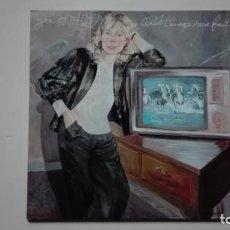 Discos de vinilo: JONI MITCHELL LP WILD THING RUN FAST GEFFEN RECORDS 1982 USA GHS 2019. Lote 162389518