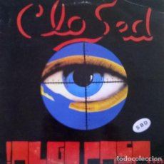 Discos de vinilo: CLOSED, ALGO PASA, MAXI-SINGLE SPAIN 1993 . Lote 162398890