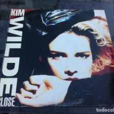 Discos de vinilo: KIM WILDE. CLOSE (LP). 1988, ESPAÑA. . Lote 162399122