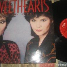 Discos de vinilo: SWEETHEARTS - OF THE RODEO(CBS1988) OG ENGLAND EXCELENTE ESTADO. Lote 162409018