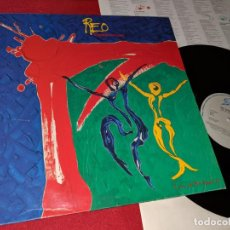 Discos de vinilo: REO SPEEDWAGON LIFE AS WE KNOW IT LP 1987 EPIC SPAIN ESPAÑA. Lote 162413790