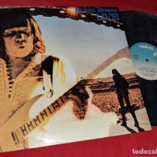 Discos de vinilo: ROBIN TROWER ROBIN TROWER LIVE! LP 1981 CHRYSALIS SPAIN ESPAÑA. Lote 162414238