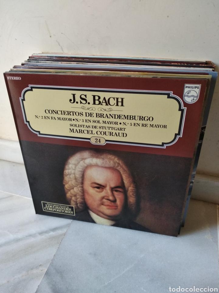 Discos de vinilo: Lote de vinilos Grandes Compositores de la Historia - Foto 2 - 162424232