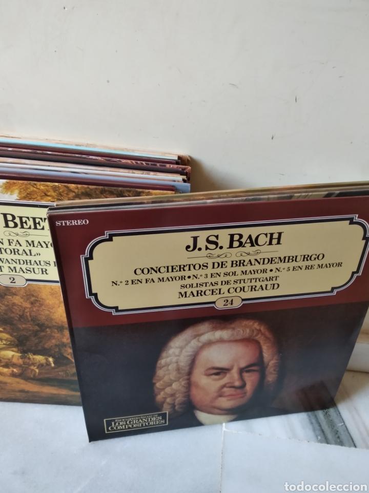 Discos de vinilo: Lote de vinilos Grandes Compositores de la Historia - Foto 3 - 162424232