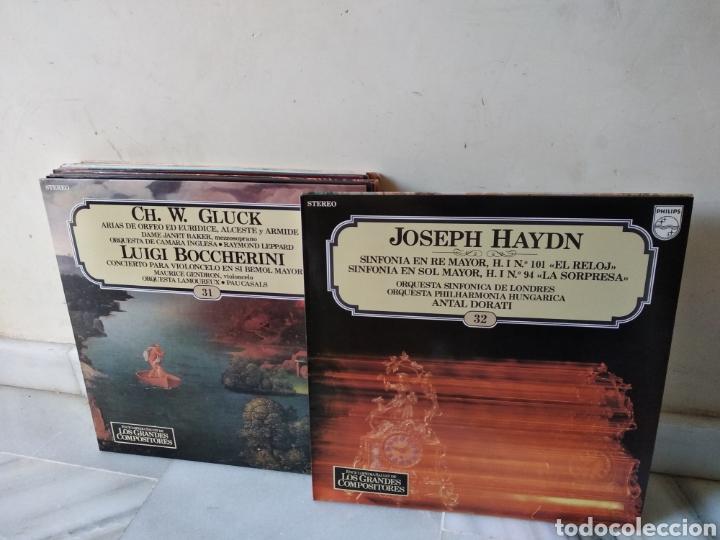 Discos de vinilo: Lote de vinilos Grandes Compositores de la Historia - Foto 5 - 162424232