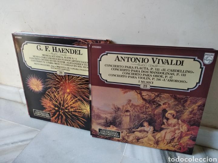 Discos de vinilo: Lote de vinilos Grandes Compositores de la Historia - Foto 6 - 162424232