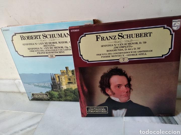 Discos de vinilo: Lote de vinilos Grandes Compositores de la Historia - Foto 7 - 162424232