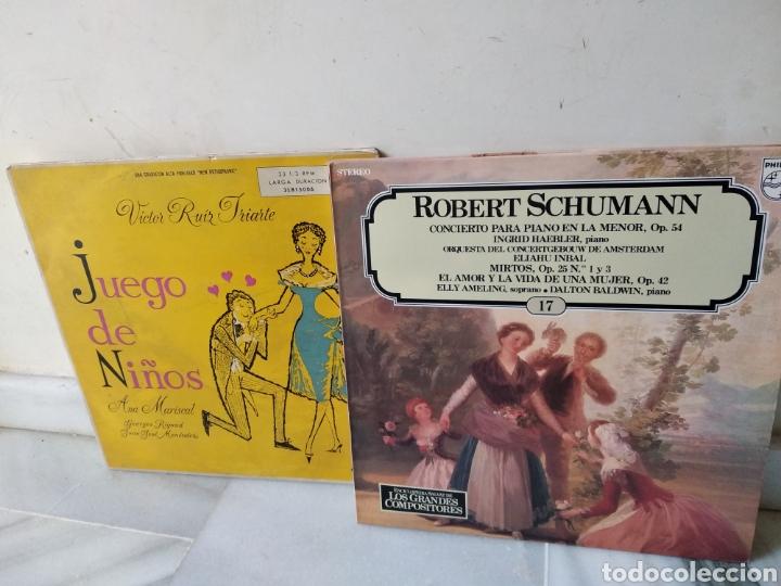 Discos de vinilo: Lote de vinilos Grandes Compositores de la Historia - Foto 8 - 162424232