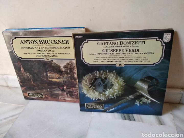 Discos de vinilo: Lote de vinilos Grandes Compositores de la Historia - Foto 11 - 162424232