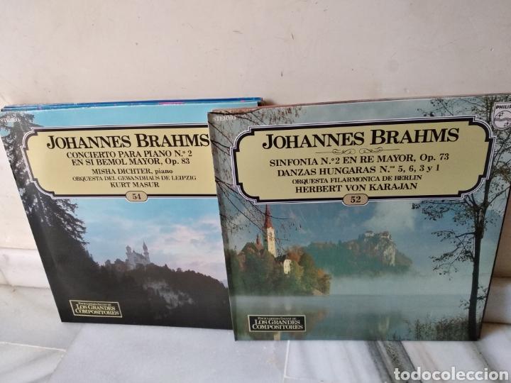 Discos de vinilo: Lote de vinilos Grandes Compositores de la Historia - Foto 12 - 162424232