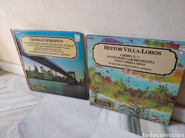 Discos de vinilo: Lote de vinilos Grandes Compositores de la Historia - Foto 14 - 162424232