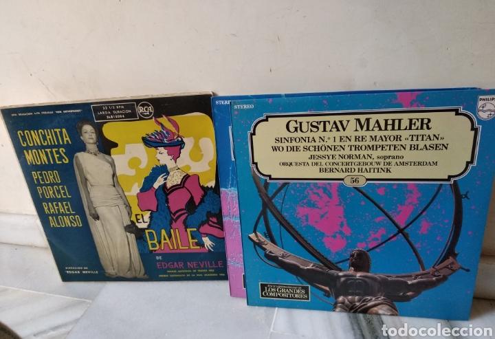 Discos de vinilo: Lote de vinilos Grandes Compositores de la Historia - Foto 22 - 162424232