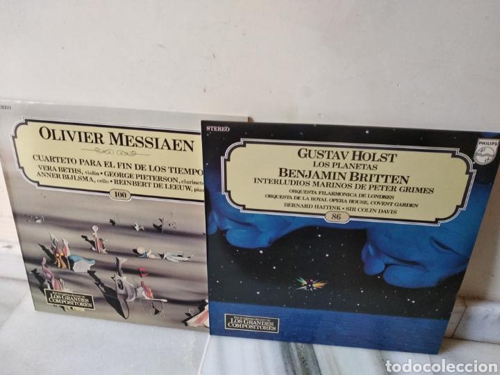 Discos de vinilo: Lote de vinilos Grandes Compositores de la Historia - Foto 23 - 162424232