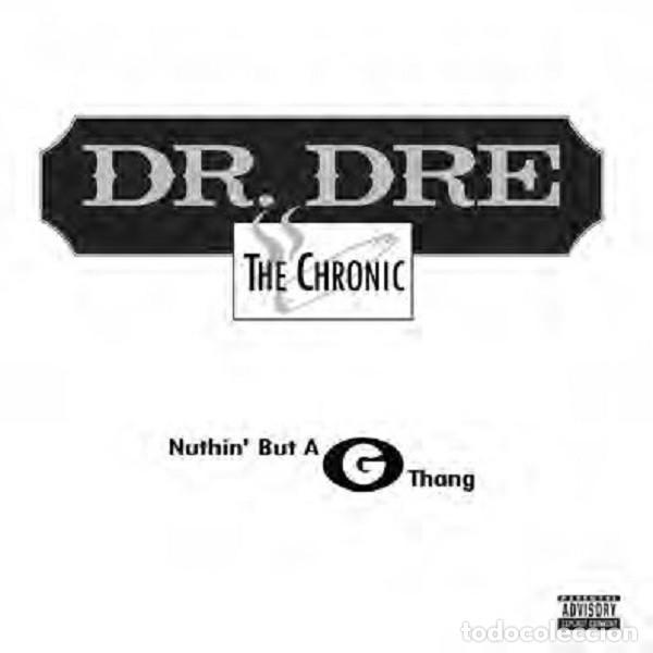 EP 12'' DR. DRE – NUTHIN' BUT A G THANG RSD 2019 (Música - Discos de Vinilo - EPs - Rap / Hip Hop)