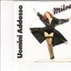 Disques de vinyle: MILVA UOMINI ADDOSSO/E TI AMO VERAMENTE FACCHINETTI -NEGRINI RICORDI ITALY 1993. Lote 162439794