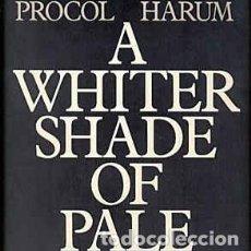 Discos de vinilo: PROCOL HARUM - A WHITER SHADE OF PALE (MAXI) . Lote 162445510