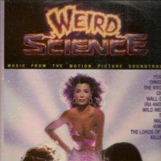 Discos de vinilo: WEIRD SCIENCE. LP. (RF.MA)Ñ. Lote 162460918