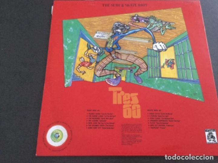 Discos de vinilo: Ties 60 presenta : The surf & Skate Riot . Vol 1 - Foto 2 - 195354915