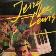 Discos de vinilo: JERRY LEE LEWIS. ÁLBUM 16 TEMAS. LP. (RF.MA)Ñ. Lote 162483602