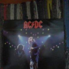 Discos de vinilo: AC/DC-LET´S GET IT UP C/W BACK IN BLACK/T.N.T.. Lote 162484370