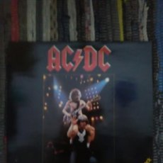 Discos de vinilo: AC/DC-FOR THOSE ABOUT TO ROCK(WE SALUTE YOU). Lote 162485442