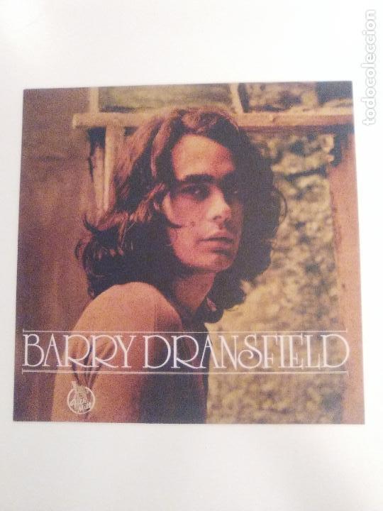 BARRY DRANSFIELD ( 1972 GUERSSEN 2007 ) EXCELENTE ESTADO STEELEYE SPAN FAIRPORT CONVENTION (Música - Discos - LP Vinilo - Country y Folk)