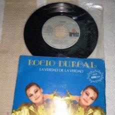 Discos de vinilo: ROCIO DURCAL. Lote 162493318