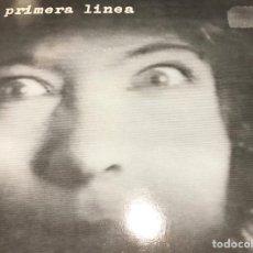 Discos de vinilo: PRIMERA LINEA - LA CONDICIÓN HUMANA. Lote 182475411