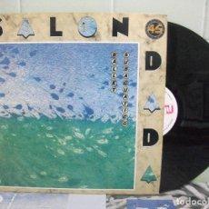 Discos de vinilo: SALON DADA -BALLET SUBACUATICO MAXI 1984 POP NEW WAVE MOVIDA ASTURIAS PEPETO. Lote 162522290