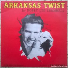 Disques de vinyle: BOBBY LEE TRAMMELL. ARKANSAS TWIST. ATLANTA (1503) USA 1962 LP RE. Lote 162541478