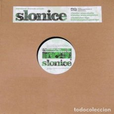 Discos de vinilo: KINDER ATOM / HEIKI / CHROMOSPHERE – SLONICE / NICE+SMOOTH / VINYL, 12 P. / 2004. Lote 162579158