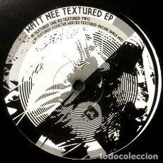 Discos de vinilo: MATT NEE – TEXTURED EP / PSEUDO RECORDS – PSEUDO-004 / 2004. Lote 162581842